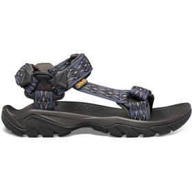 Teva Terra Fi 5 Universal Sandals Herre madang blue